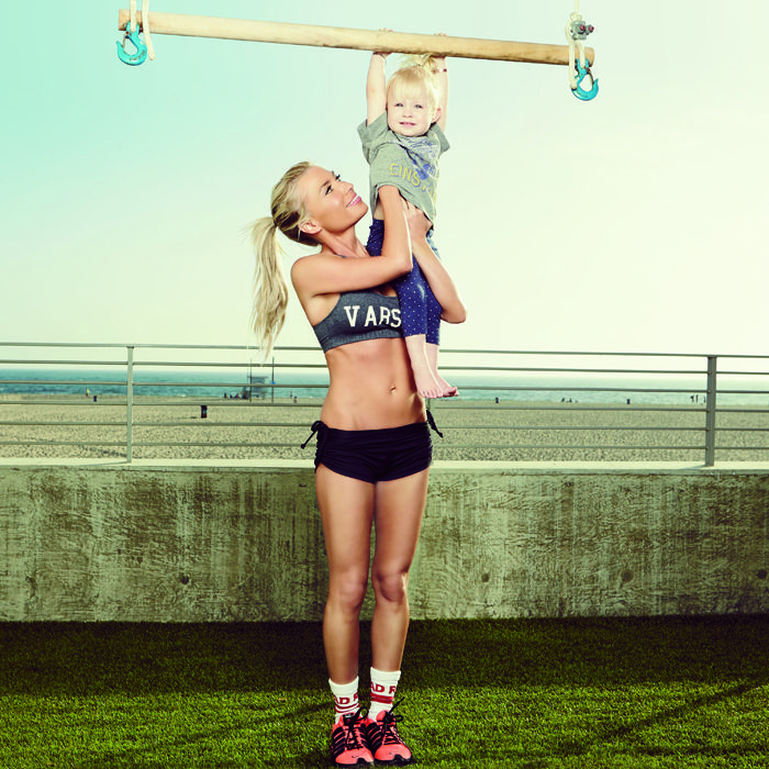 The Tracy Anderson Weight Loss Workout for New Moms | Fit ...