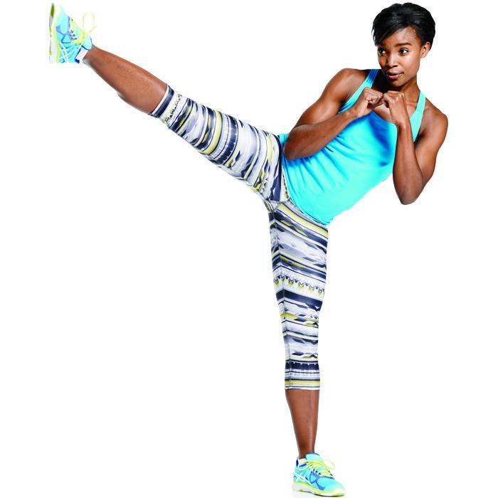 Kickboxing moves