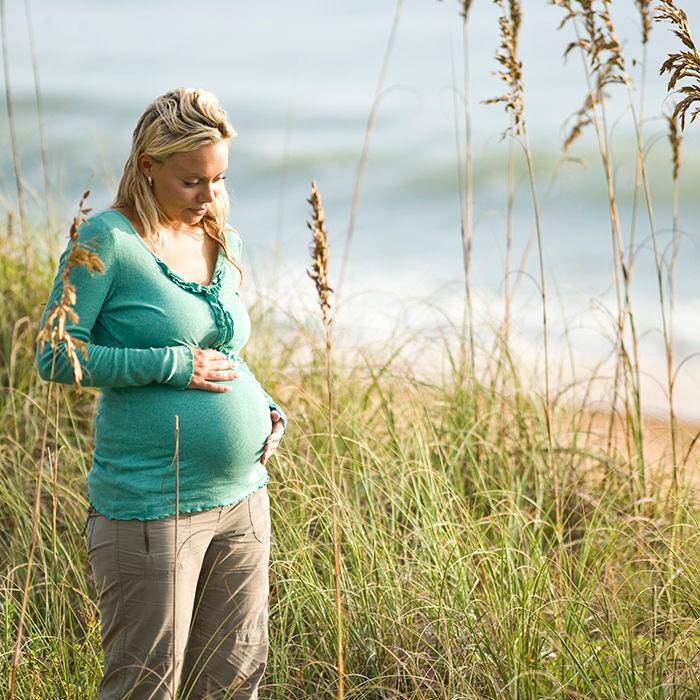 Как долго ходить беременной 34