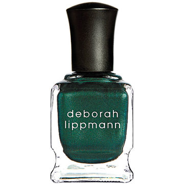 Nail polish: Deborah Lippman Nail Lacquer Laughin To The Bank