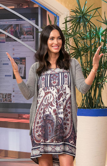 Megan Fox is Absolutely Obsessed With Being Pregnant