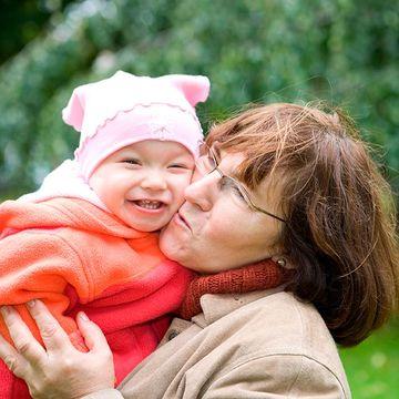 Most Grandparents Babysit, Studies Say