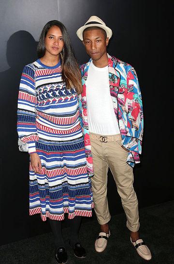 pharrell williams pregnant wife