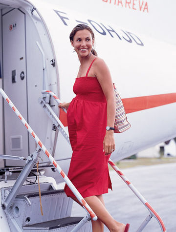travelling health safety pregnant