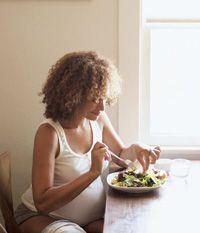 pregnant mom eating salad article_1.jpg