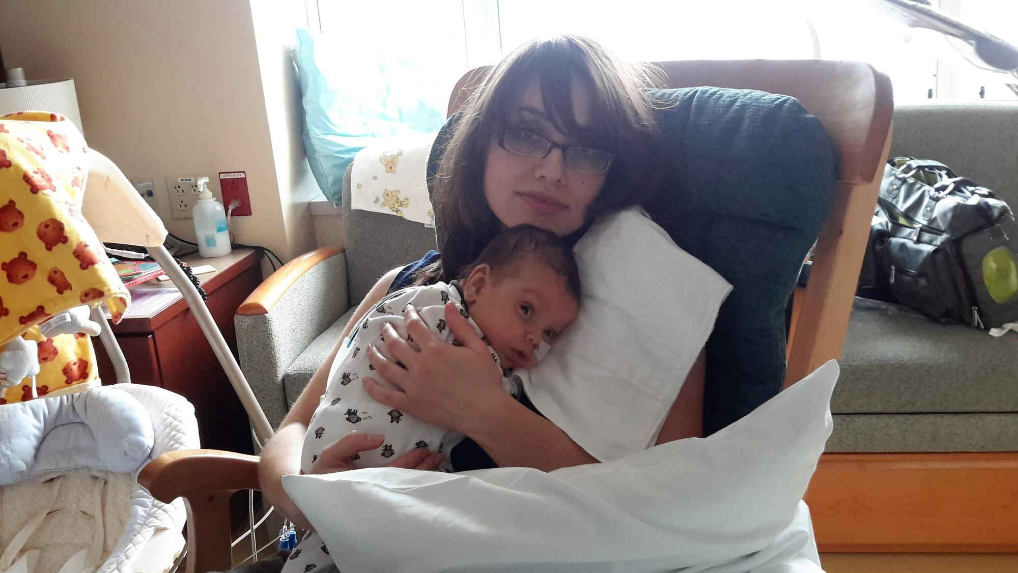 This mother felt relieved when her 3-month-old daughter died of starvation