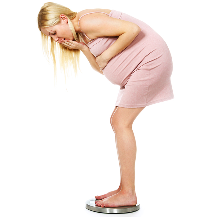 How Pregnancy Weight Gain Could Contribute To The Obesity Epidemic