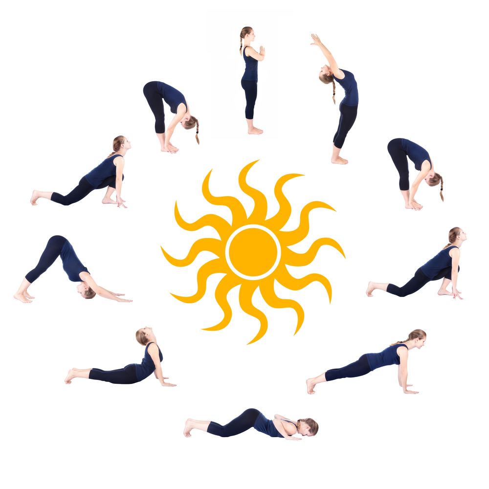 Modifying sun salutations for pregnancy fit pregnancy and baby kristyandbryce Images