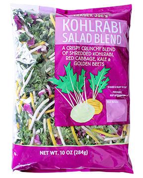 RECALL Salad Blend Trader Joes