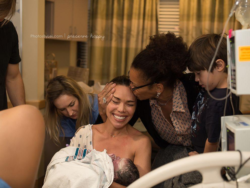 Kim Overton and Family Welcome Her Baby Born Via Surrogate