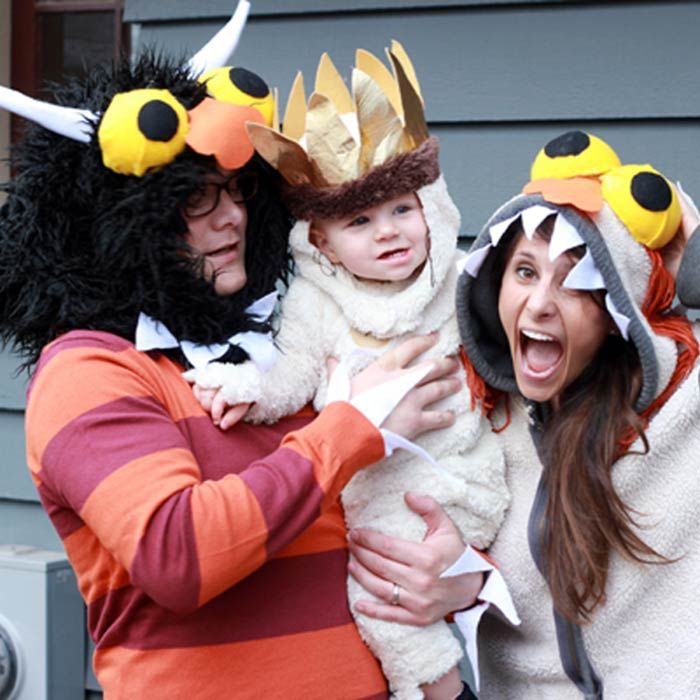 15 Happening Halloween Costumes for Couples with Babies | Fit Pregnancy and Baby  sc 1 st  Fit Pregnancy : costume ideas for three  - Germanpascual.Com