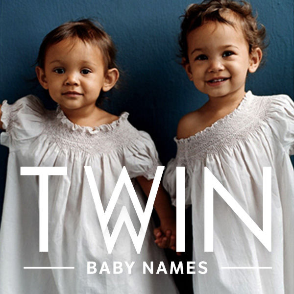 Twin Baby Names Fit Pregnancy And Baby