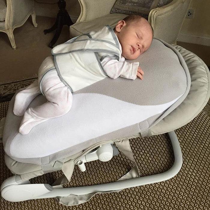 buik slapen baby 3 maanden