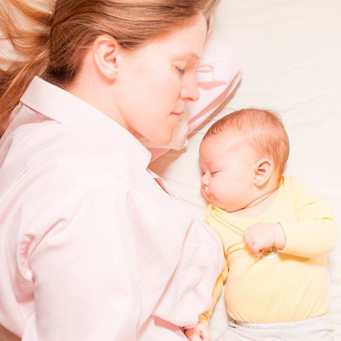 the controversy of co sleeping