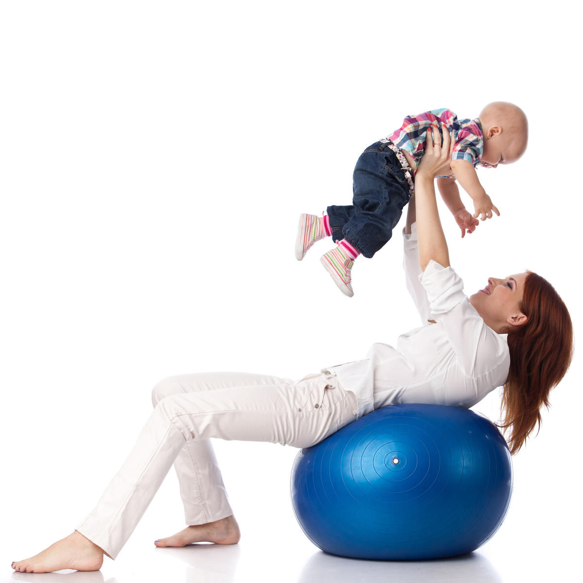 Lose Your Post-Baby Paunch with Pilates | Fit Pregnancy ...