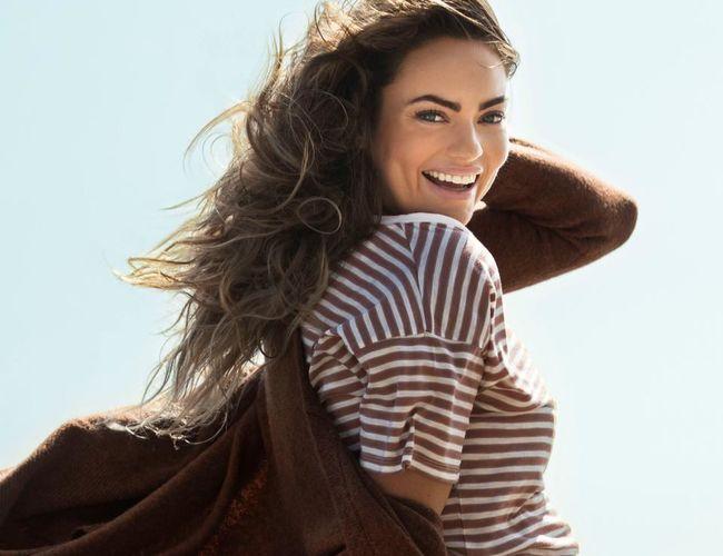 Emily Skye Stripe Shirt