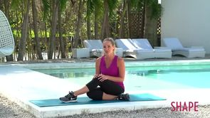 4 Weeks to Fit: Muffin Top Melter Workout