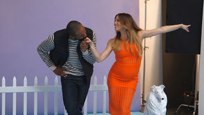 Allison Holker and Twitch: Behind the Scenes of Their Fit Pregnancy and Baby Cover Shoot