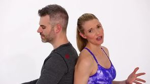 Couples Workout For Fergie and Josh