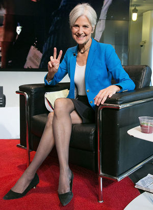 Presidential Candidate Jill Stein