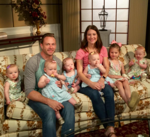 outdaughtered new parents of quintuplets reveal secret to