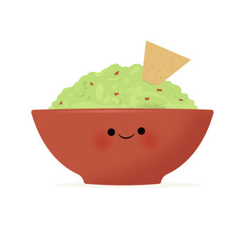 Guac Illustration
