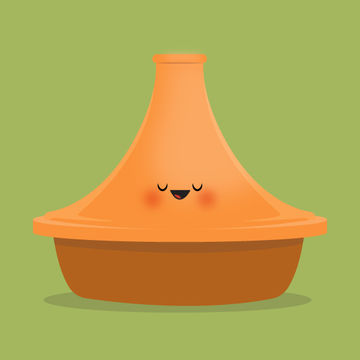 Tagine Illustration