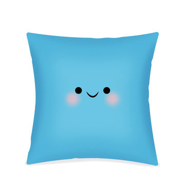 Throw Pillow Illustration