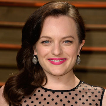 Elisabeth Moss from Mad Men
