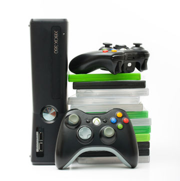x box video game system