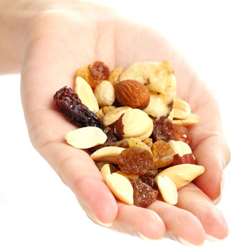 handful of nuts