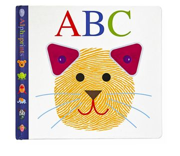 Best Baby Books Alphaprints ABC