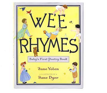 Best Baby Books Wee Rhymes