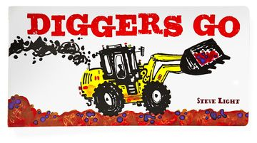 Best Baby Books Diggers Go