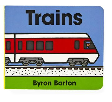 Best Baby Books Trains