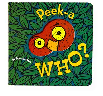 Best Baby Books Peek-a Who?