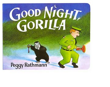 Best Baby Books Good Night, Gorilla
