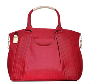 Red Alert Diaper Bag