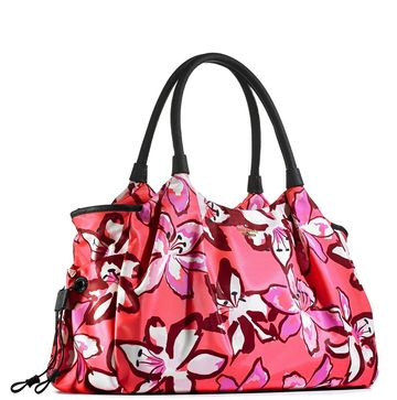 Fresh Floral Diaper Bag