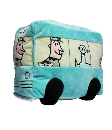 Toys of the Year Bus Soft Toy