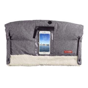 Skip Hop's Tech Ready Hand Muff Gray