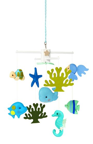 Gifts Define Oceanography Mobile Fish Seahorse Turtle Friends