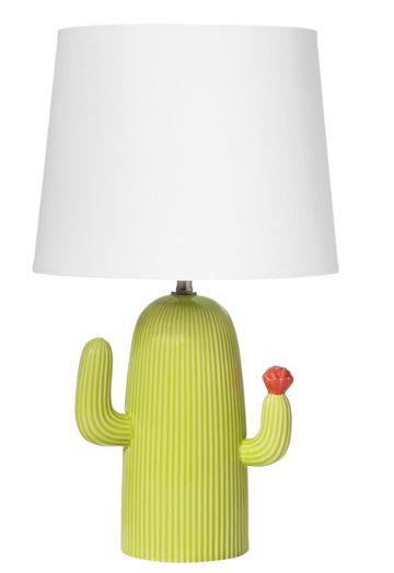 Cactus Nursery Pillowfort's Cactus Table Lamp
