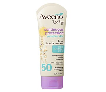 Aveeno Baby's Continuous Protection Sunscreen