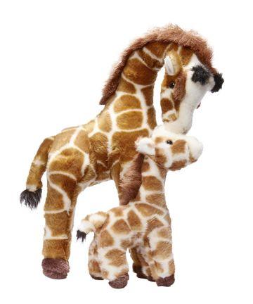 Mini Me Plush Giraffe Stuffed Animals