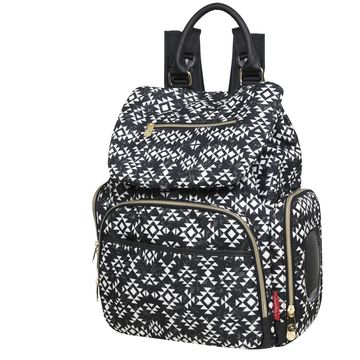 Fisher-Price's Shiloh Backpack Diaper Bag