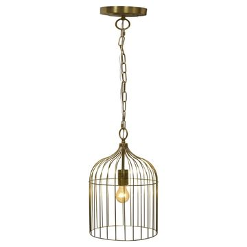 Bird Nursery Pillowfort Cage Pendant Ceiling Light