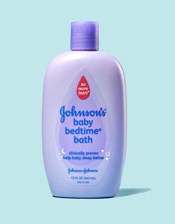 Best Awards Johnsons Baby Bedtime Bath