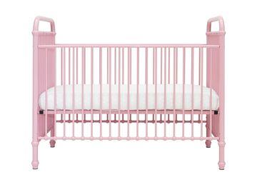 Unicorn Nursery Pink Metal Romy Crib