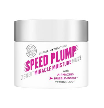 Soap & Glory Speed Plump Overnight Miracle Moisture Mousse